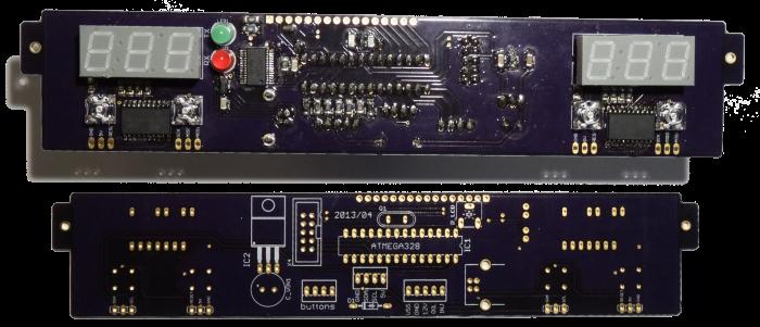Digital Auxiliary Gauges for the Pontiac Fiero | Colby Johanson